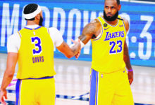 Photo of ¡LAKERS FAVORITOS A CORONA!