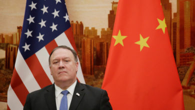 "Photo of Pompeo anuncia el inicio de la creación de una ""coalición global"" contra China"
