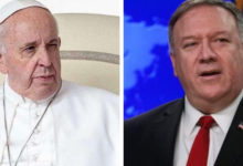 Photo of Papa Francisco no recibirá a Pompeo en medio de campaña electoral
