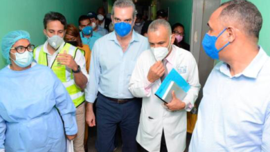 Photo of Abinader deplora situación del hospital Antonio Musa