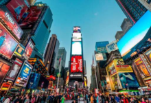 Photo of Nueva York recibirá el año en Times Square con un evento virtual