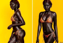 "Photo of Nyakim Gatwech, la modelo sudanesa a la que el mundo llama ""Queen of Dark"""