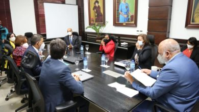Photo of Ministro de Educación se reúne con ex directores de Distritos Educativos