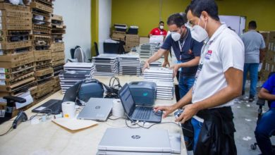 Photo of JCE instala programas educativos a 9 mil laptops se usarán en año escolar