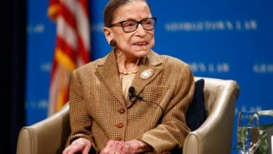 Photo of Muere la jueza progresista del Tribunal Supremo de EEUU Ruth Bader Ginsburg