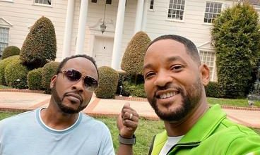 "Photo of Will Smith alquila en Airbnb la mansión de ""El príncipe de Bel Air"""
