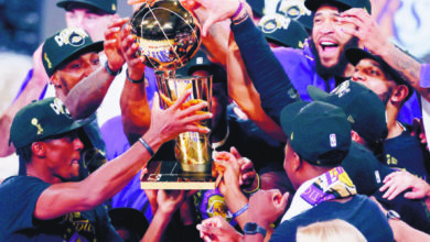 Photo of ¡Lakers campeones!