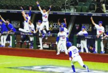 Photo of LOS DODGERS CAMPEONES