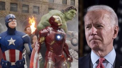 Photo of Los Vengadores de Marvel recaudan dinero para Joe Biden