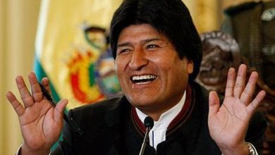 "Photo of Evo Morales: ""Si pierde Donald Trump, yo festejaré»"