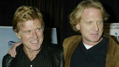 "Photo of Robert Redford siente un ""dolor inmensurable"" tras la muerte de su hijo"
