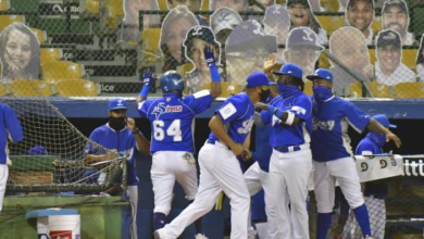 "Photo of Junior Noboa pide ""sacrificio"" a los jugadores del Licey en su complicado calendario"