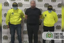 Photo of Capturan en Colombia al dominicano 'Jota o Jonas', presunto líder de banda de narcotráfico