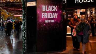 "Photo of Las ventas online se disparan un 22 % en EE.UU. durante el ""Black Friday"""