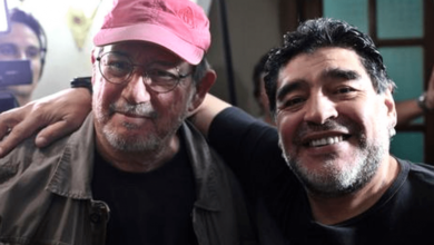Photo of Silvio Rodríguez se despide de Maradona con emotivo mensaje