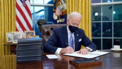 "Photo of Biden afirma que Trump le dejó una carta ""muy generosa"""