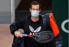 Photo of Andy Murray da positivo por coronavirus