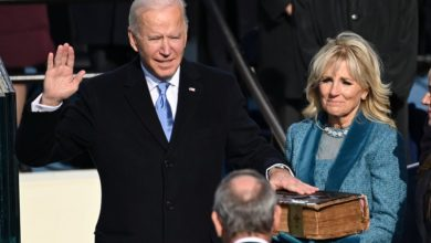 "Photo of Joe Biden da su discurso inaugural: ""La democracia ha prevalecido"""