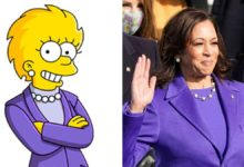 Photo of Otra predicción de Los Simpson: Kamala Harris como Lisa Simpson