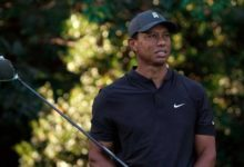 Photo of Tiger Woods, herido tras un fuerte accidente