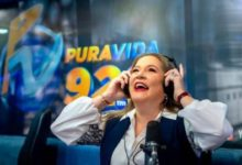 Photo of Jatnna Tavárez por primera vez en la radio