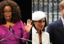 Photo of En medio de disputa con la familia real, Enrique y Meghan hablan con Oprah Winfrey